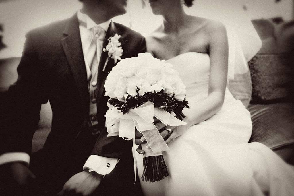 new wedding site for brides vendors black and white - wedding photo black and white