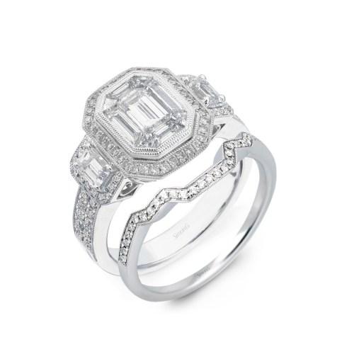 Medium Crop Of Kim Kardashian Engagement Ring