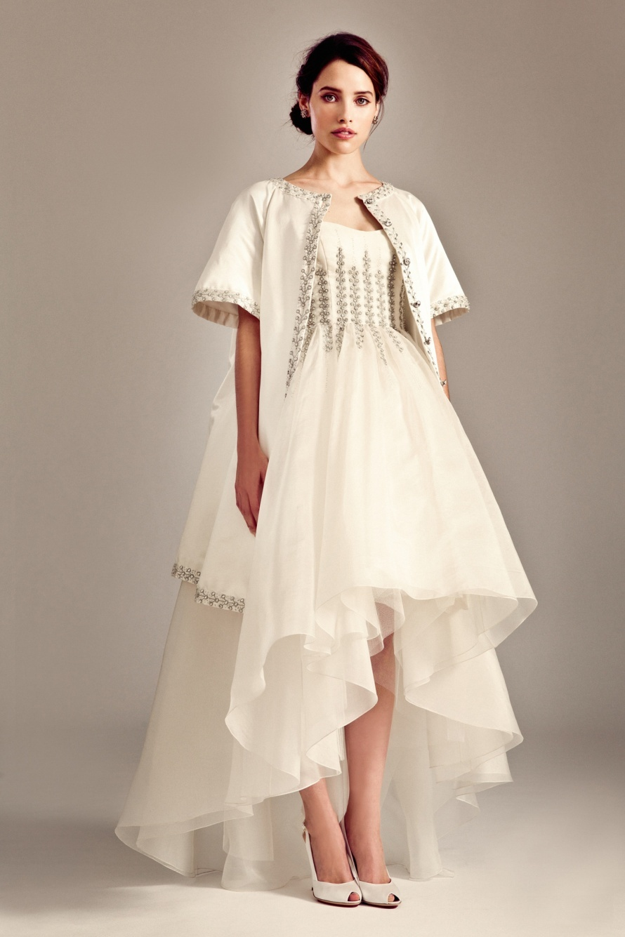 white hot trend not your mothers wedding dress mother wedding dresses Search Through Hundreds of Inspiring Blogs