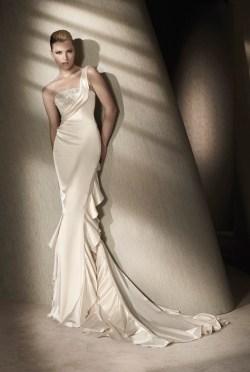 Small Of Silk Wedding Dresses