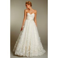 Small Crop Of Sweetheart Neckline Wedding Dress