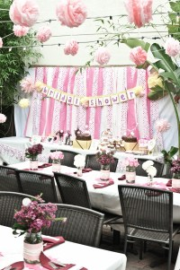 Bridal Shower Ideas | Romantic Decoration