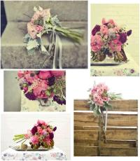 Beautiful whimsical floral arrangements for your wedding