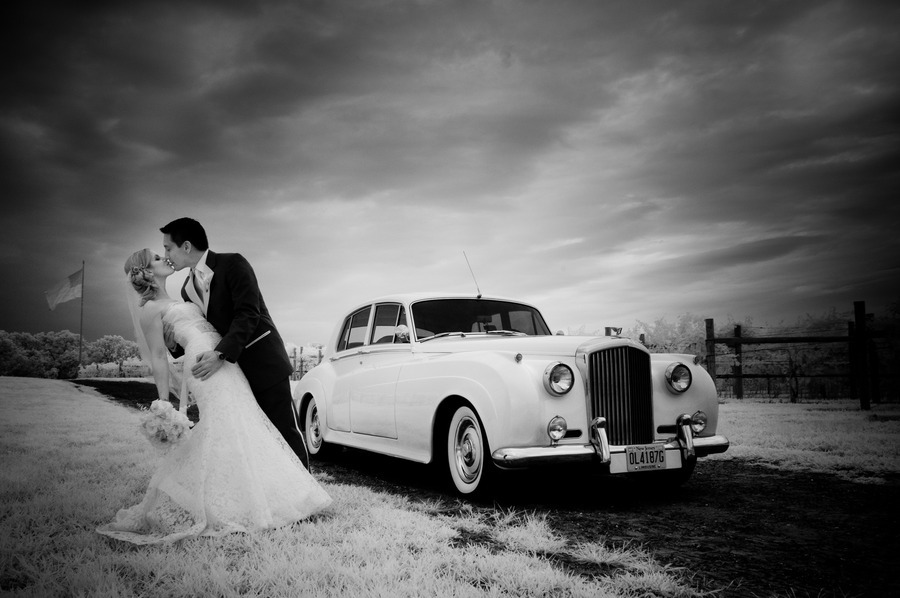 romantic winery wedding outdoor wedding venues black white bride groom - wedding photo black and white