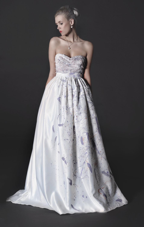 wedding dresses modern color wedding dresses with color Wedding Dresses Modern Color 78