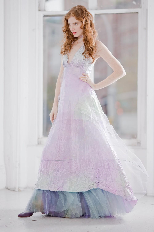 ombre wedding dress ombre wedding dress