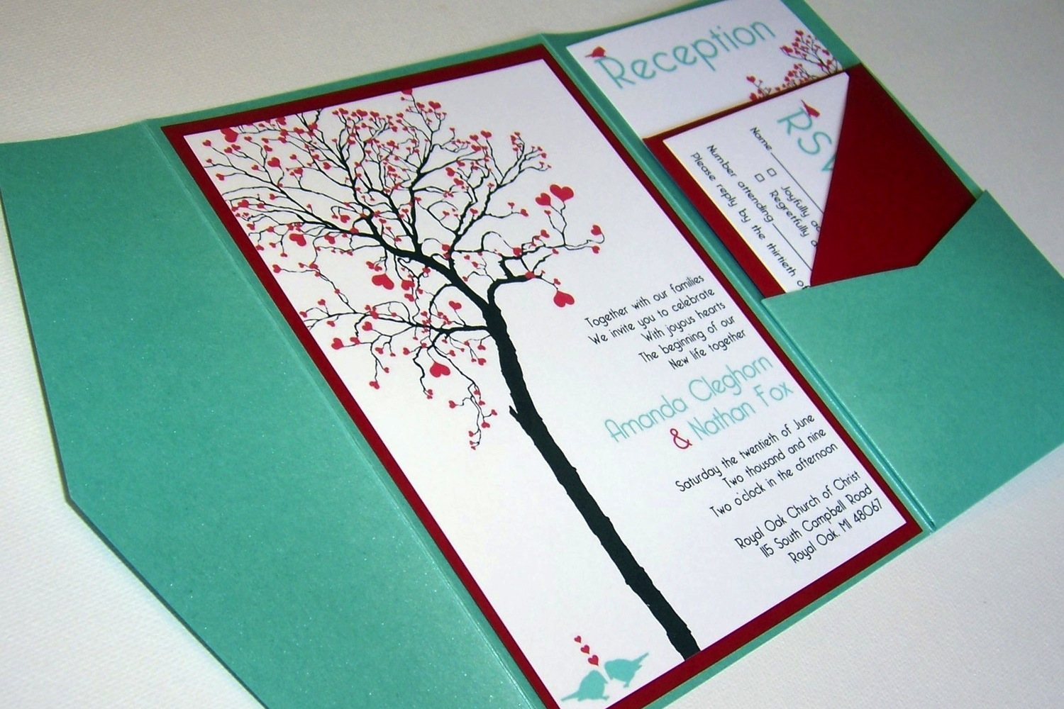Diy Wedding Invitations With Photo Budget Wedding Ideas Diy Invitations Etsy Weddings Teal