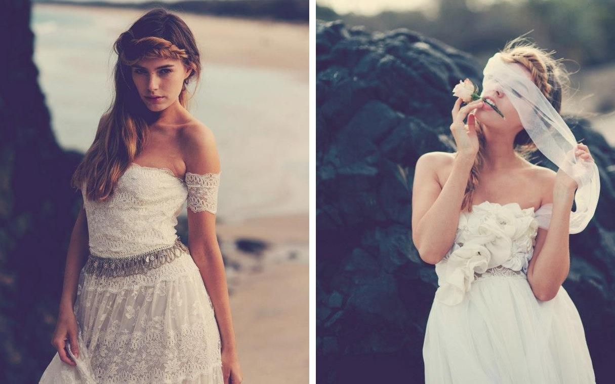 casual beach wedding dresses perth dresses for beach wedding Bohemian Beach Wedding Dresses 18