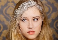 chic bridal headbands unique wedding hair accessories ...