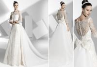 2013 wedding dress Franc Sarabia bridal gowns Spanish ...