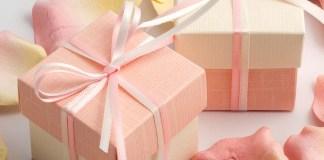 Return gifts