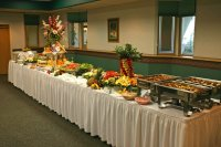 Wedding Buffet Ideas: How to set up wedding buffet table ...