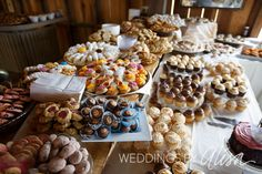 History Of Wedding Cookie Tables