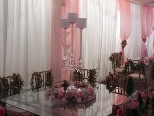 Wedding decor by Ilex in Nashville