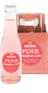 Pink Grapefruit soda