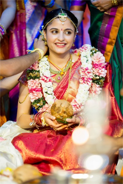 Nikita + Karthik | South Indian Wedding Ceremony at ...
