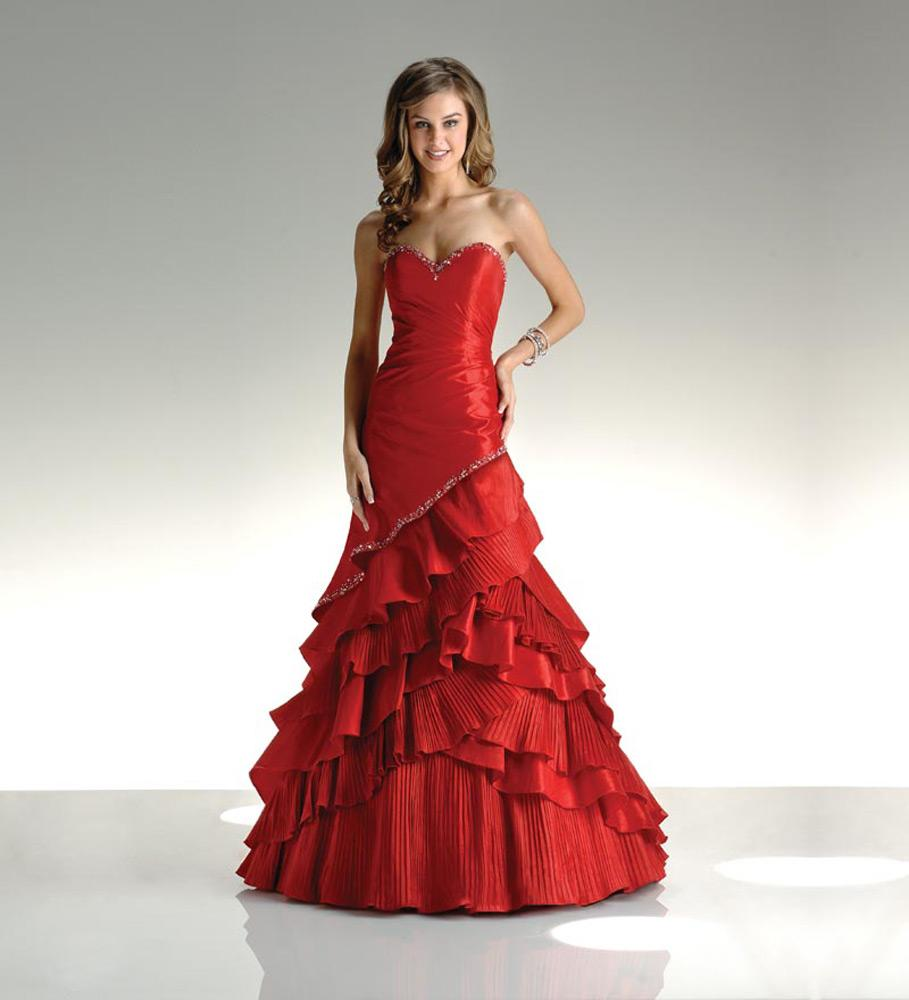 red wedding dresses wedding dresses with red Red Wedding Dreses