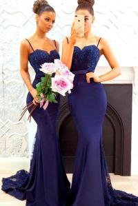 18 Blue Bridesmaid Dresses For Great Wedding | Wedding ...