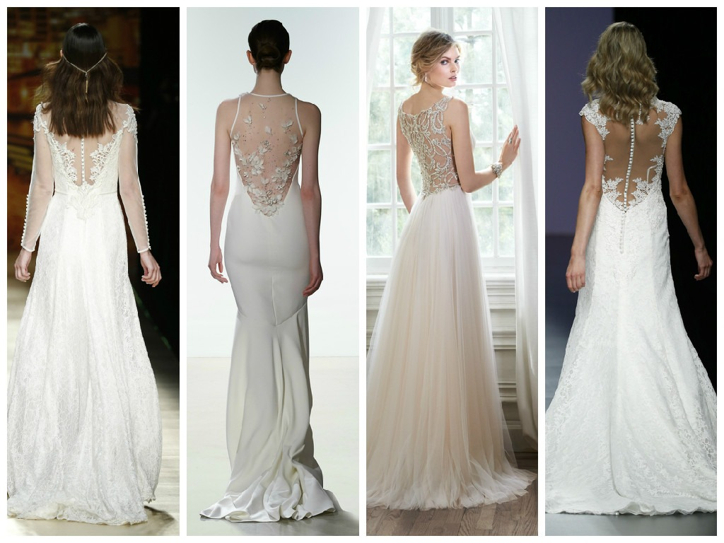 bridal style is bringing sexy back backless wedding dresses backless wedding dresses sexy backless wedding dresses 3