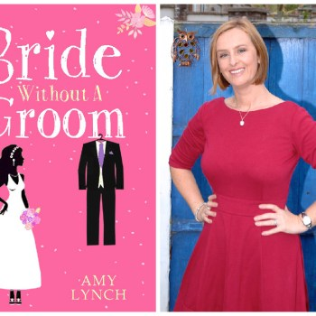 Win a copy of Bride without Groom by Amy Lynch