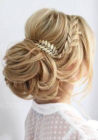 Wedding Hairstyle For Long Hair : Half-updo, Braids ...