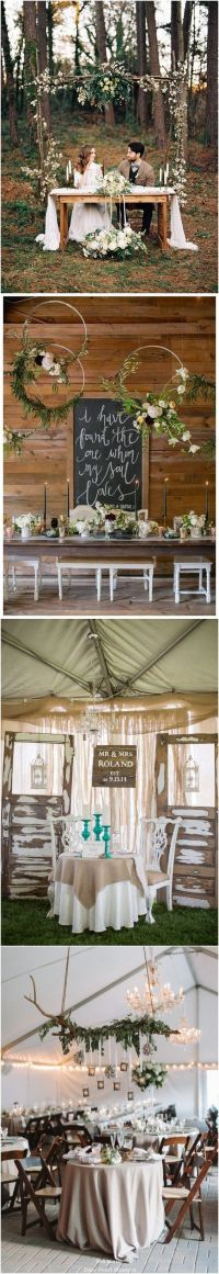 Wedding Quotes : Rustic country wedding ideas - rustic ...