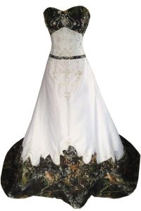 Wedding Quotes : Camo Wedding Dress - Wedding Lande ...