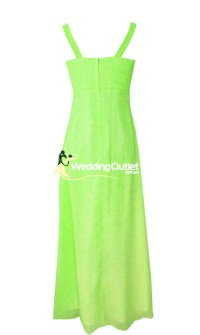 Apple Green Bridesmaid Dress Style #G101 No Sequins on