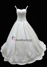 Ava Sleeved Wedding Dress