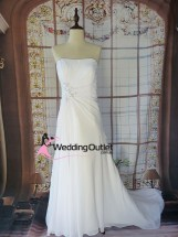 Addison Wedding Gown fl-989