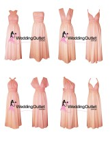 Eight Way Twist and Wrap Dress style #U101