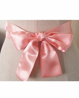 Custom Made Sash for Flower Girl