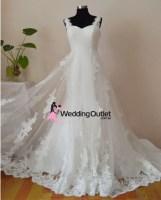 Kristen mermaid tulle wedding dresses