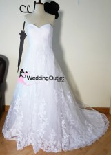Hailey princess wedding dress pr-65