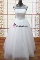 Stephanie princess wedding gown