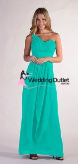 Turquoise Bridesmaid Dresses Style #C104