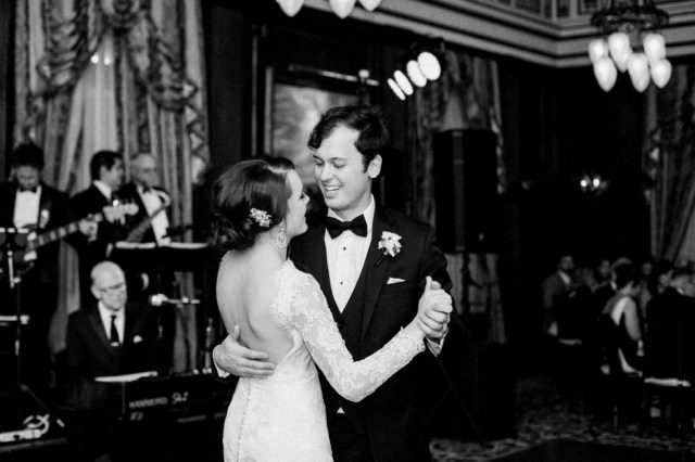 Hermitage Hotel Nashville Wedding Photographer Classic Wedding