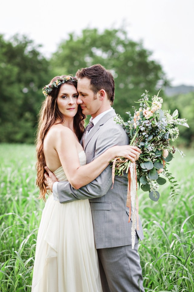 Meadow Hill Farm Wedding Photographer | Southern Styled Wedding Shoot