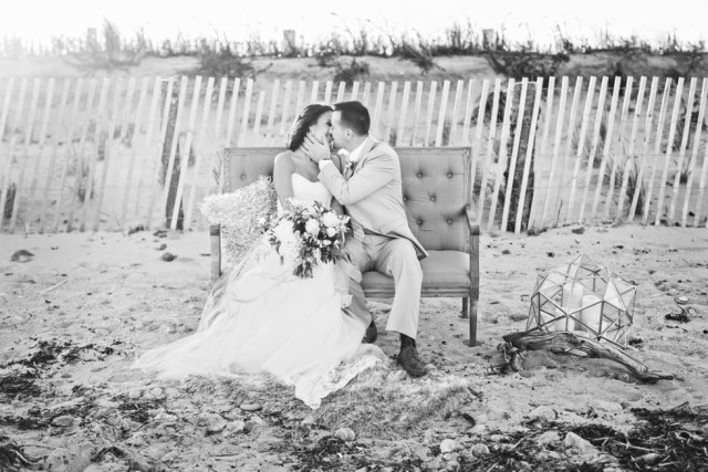 Massachusetts Wedding Photographer | Boston Seaside Wedding