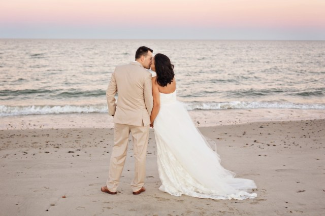 Boston Wedding Photographer | Ocean Wedding on the South Shore