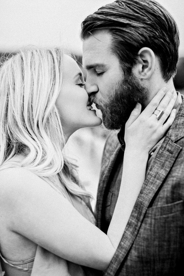 Engagement Session in Nashville by Amilia Photography