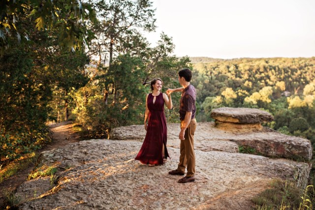 Adventure Wedding Photographer in Nashville
