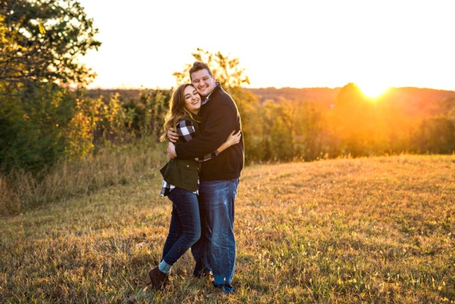 Bloomsbury Farm Engagement Session