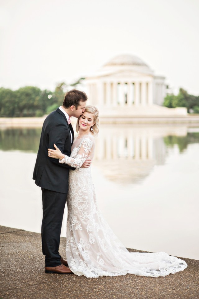 Washington DC Wedding Elopement Photographer