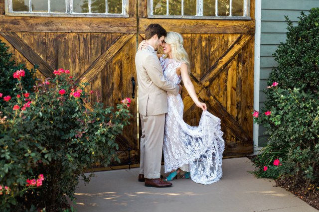 Front Porch Farms Wedding