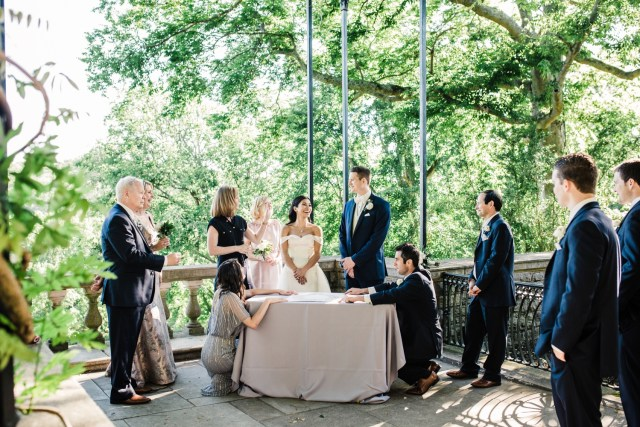 Cheekwood Wedding Photography in Nashville