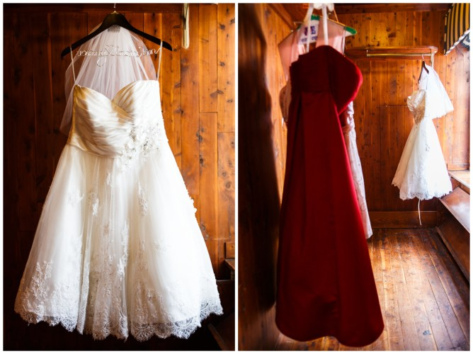wedding dress, red dress,white dress,wedding day