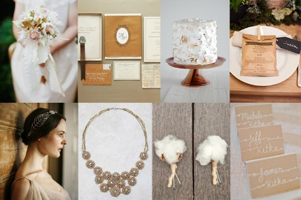 Fall Neutrals Mood Board via Glamour & Grace