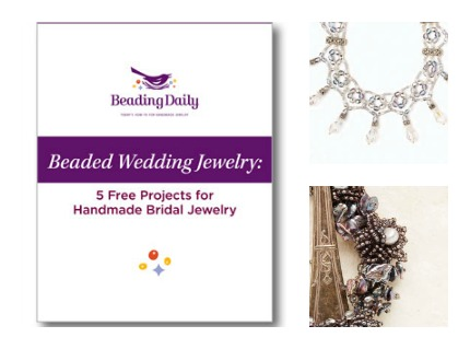 Handmade Wedding Jewelry Ebook beading daily.com