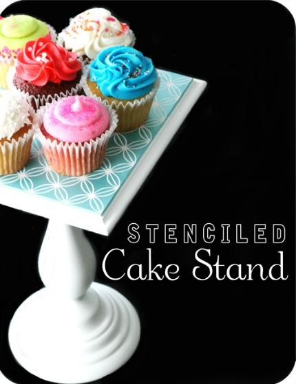 5 diy cupcake stands diy weddings for Cupcake stand plans